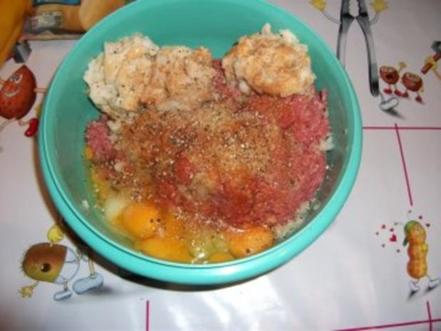 Kartoffelhackbraten - Rezept - Bild Nr. 3