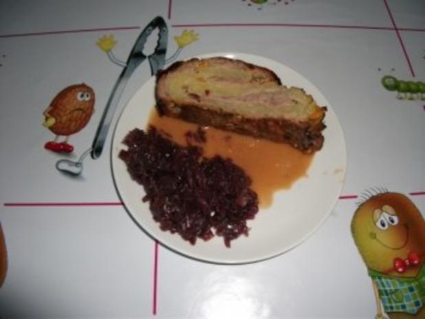 Kartoffelhackbraten - Rezept - Bild Nr. 8