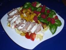 Abend-Gourmet-Salat - Rezept