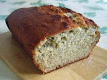 Bananenbrot (eigentlich eher ein Kuchen) - Rezept