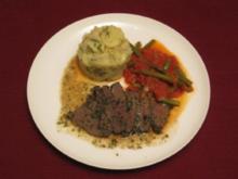 Beschwipstes Rind mit Dillkartoffeln - ein Mittsommernachtstraum - Rezept
