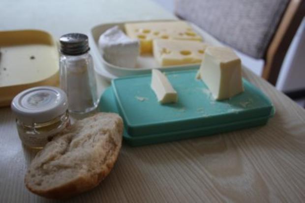 Frühstück für Gourmets - Rezept - Bild Nr. 2
