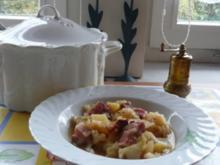 Eintopf: Weißkohl ostfriesisch - (Buuskohl) - Rezept
