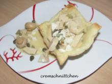 Königin - Pastetchen - Rezept