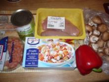 Paella nach Holger's Art - Rezept