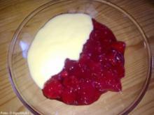 Himbeer-Grütze - Rezept