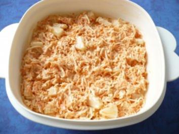 Möhren - Sellerie -  Salat - Rezept