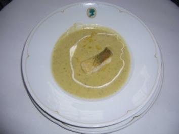 Zucchini-Sanddorn-Suppe - Rezept