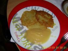 Omas Kartoffelpuffer - Rezept
