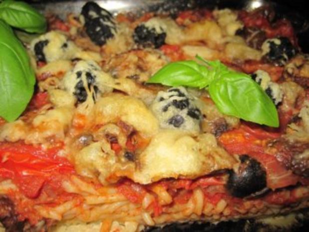 Spaghetti-Pizza - Rezept - Bild Nr. 3