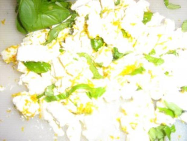 Exotische Kürbissuppe mit Schafskäse - Rezept - Bild Nr. 4