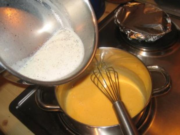 Dessert: Zwei Jahre Kochbar! Für Euch: Bayr. Creme als Gugelhüpfchen.... - Rezept - Bild Nr. 9