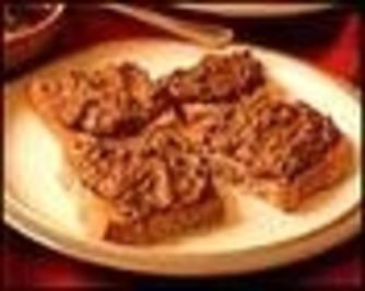 Toskanische Vorspeise mit Hühnerleber - Rezept