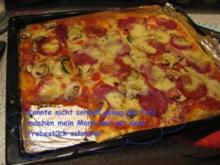 Was italienisches für unsere Italiener - Rezept