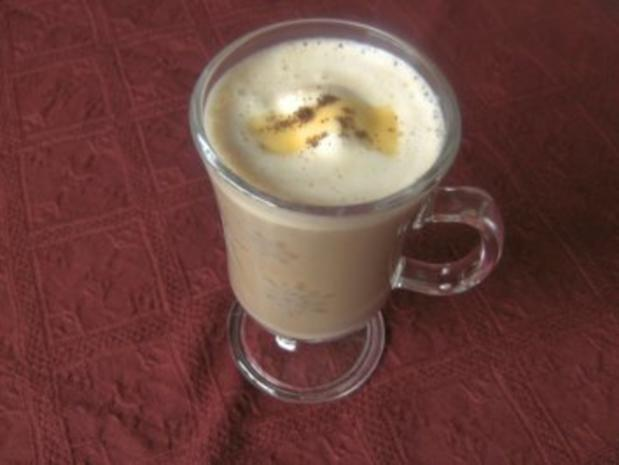Eiskaffee als Heißgetränk - Rezept