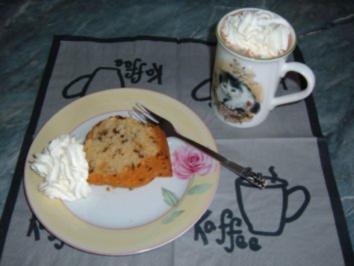 Kuchen :Apfelkuchen - Rezept