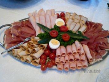 Meine Frühstücksplatten - Rezept