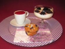 Dessertvariation Beerenmix - Rezept