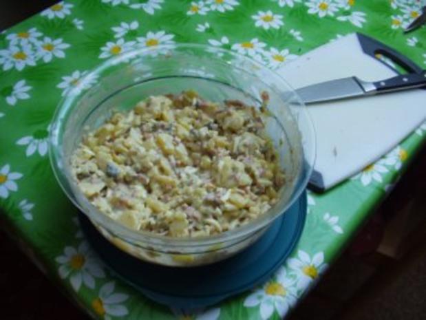 Muttis Kartoffelsalat - Rezept
