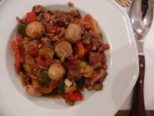 mediteraner Gemüsetopf - Rezept
