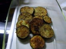 Zucchini-Auberginen-Pfanne - Rezept