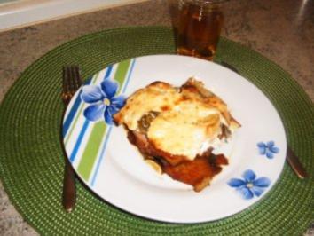 Rezept: Kassler-Porree- Kartoffel-Pfanne