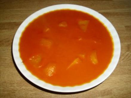 Indisches Kartoffel-Curry - Rezept