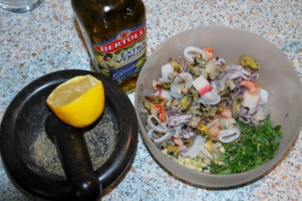 Spinat-Ricotta-Cannelloni in tomatisierter Roquefort-Bechamélsoße - Rezept - Bild Nr. 3