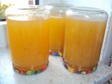 Apfel-Kiwi Konfitüre - Rezept