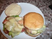 Cheeseburger a la Granny - Rezept