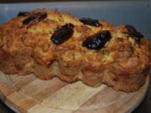 Dattel-Schinken-Cake - Rezept