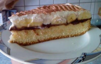 Ruck zuck Bananenkuchen - Rezept