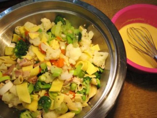 Auflauf mit viel Gemüse ... - Rezept - Bild Nr. 4