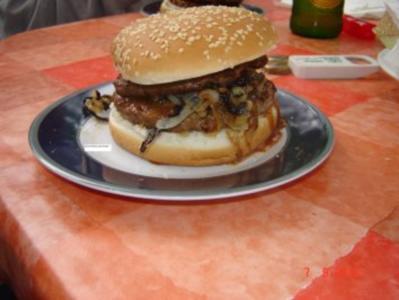 4 hamburger fleisch rezepte. Black Bedroom Furniture Sets. Home Design Ideas