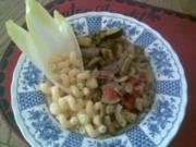 Gemüsegulasch mit Einlage - Rezept