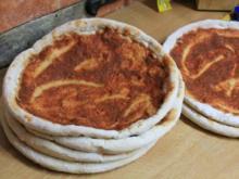 Pizzateig Original Italienisch wie Steinofen - Rezept