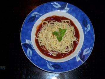 """Bandnudeln  """"Tomato Classico"""" - Rezept"""
