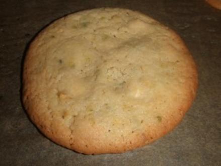 English White Chocolate Cookies - Rezept