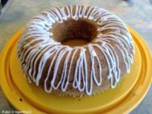 Bananen-Vanille-Kranz - Rezept