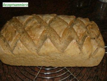 Rezept: Brot: ROGGEN - WEIZENMISCH