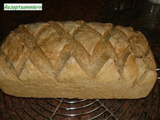 Brot: ROGGEN - WEIZENMISCH - Rezept