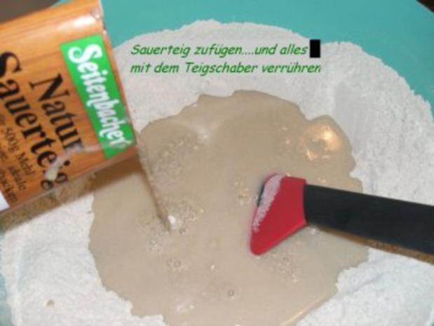 Brot: ROGGEN - WEIZENMISCH - Rezept - Bild Nr. 5