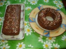Nusskuchen für Martina - Rezept