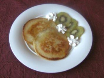 American Buttermilk Pancakes - Rezept
