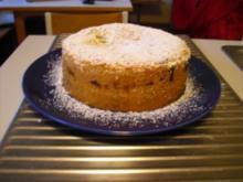 Mini-Kuchen: Heidelbeerkuchen - Rezept