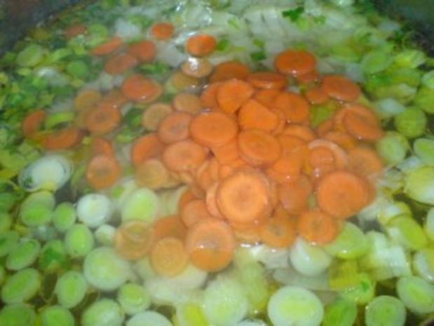 Entenklein-Gemüsebrühe - Rezept - Bild Nr. 9