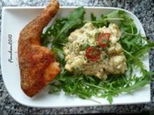 """Cajun-Spice""Hähnchen an Kartoffel-Ruccola-Salat - Rezept"