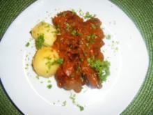 Zwiebelpfanne aus Thüringen - Rezept