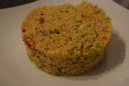 Orientalischer Cous-Cous Salat - Rezept