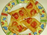 Partyhappen: Tomatenhappen - Rezept